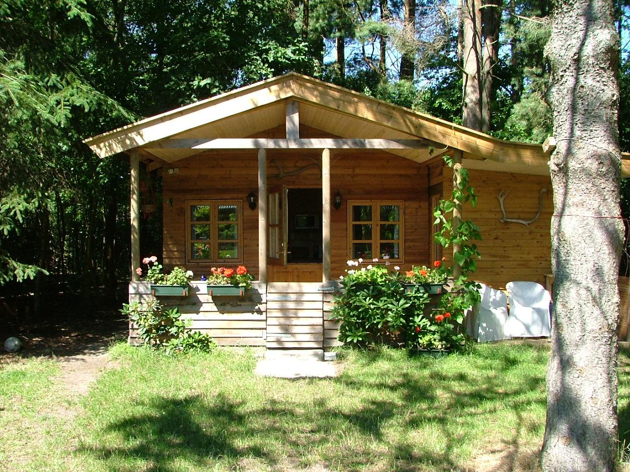 Hyggelig lille hytte 12 kvm moderne badeværelse til hytten
